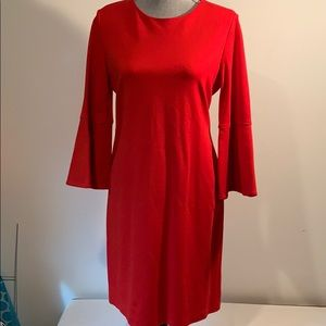 The Limited Goji Berry Essentials red dress Small